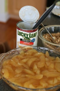 Lucky Leaf Apple Pie Filling