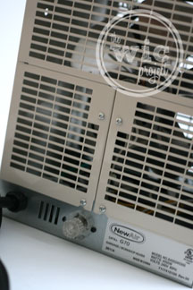 NewAir G70 garage heater