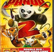 "Double the Adventure with the ""Kung Fu Panda 2"" Double DVD Pack"