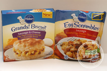 Pillsbury Breakfast Products