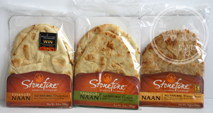 Stonefire Authentic Naan Flatbread