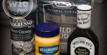 BBQ Cheddar Crusted Chicken – Hellmann's Chicken Change-Up