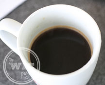 Cup of Gevalia Kaffe House Blend