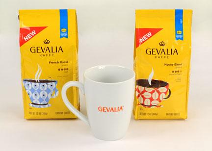 Gevalia Prize Pack