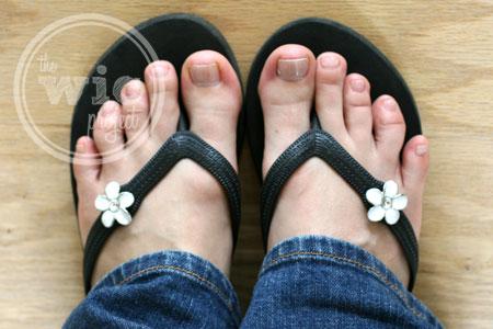 Charmmis Flip Flops
