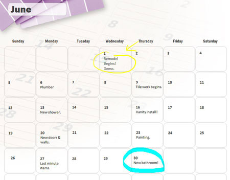 Keep projects organized with microsoft onenote review giveaway microsoft onenote calendar pronofoot35fo Images