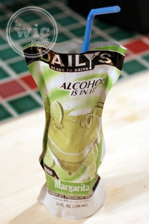 Daily's Cocktails Original Frozen Pouches Margarita