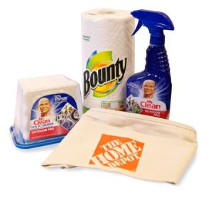 P&G/Home Depot Prize Pack