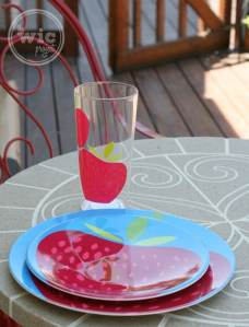 Summer Strawberry Dinnerware at Target