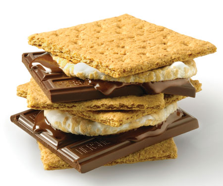 Double Decker S'more