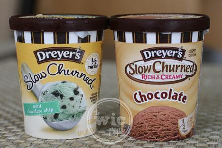 Dreyer's Slow Churned Flavors