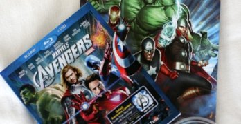 "Family Fun Night with ""Marvel's The Avengers"" and MarketSide Pizza #MarvelAvengersWMT"