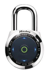 Master Lock 1500iD Speed Dial Combination Lock