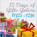 12 Days of Gifts Galore