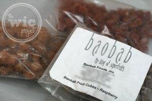 Baobab Fruit Cubes