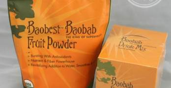 Gift Idea: Healthy Snacking with Baobab Fruit Cubes