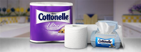Cottonelle Products