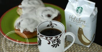 Delicious Pairings with Starbucks Holiday Blend and The Bakery at Walmart