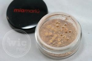 Mia Maria Loose Mineral Powder Foundation