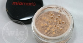 Natural Beauty with Mia Mariu Mineral Cosmetics – Review & Giveaway