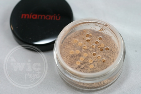 Mia Maria Loose Mineral Powder Foundation