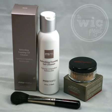 Mia Mariu Minerals Comsetics Products