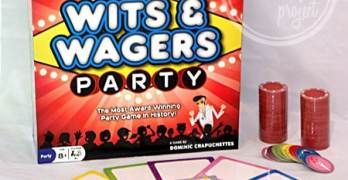Bet on Your Wits – Wits & Wagers Party Game Review