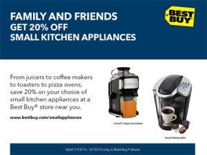 Best Buy Small Appliances Sale