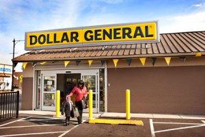 Sabrina Williams Outside Dollar General