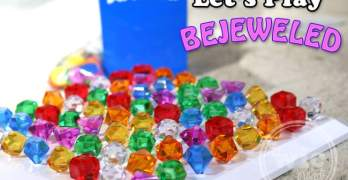 Play the New Bejeweled Board Game from Hasbro