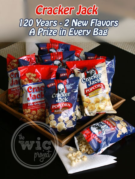 Cracker Jack - New Flavors!