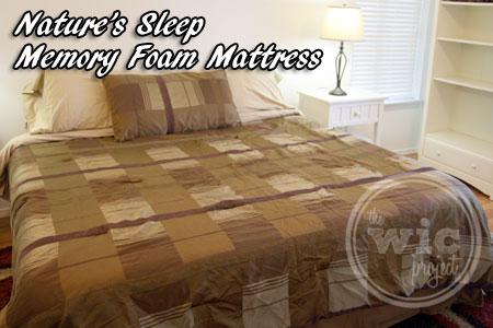 Fabulous Nature us Sleep Memory Foam Mattress