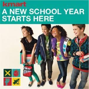 Kmart Back to School