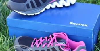 Reebok Running Shoes from Famous Footwear #ReebokMom #sponsored
