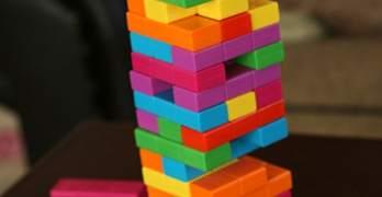 Puzzling Fun with Jenga Tetris