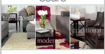 Update Your Home with the Sears Furniture Collection #ad