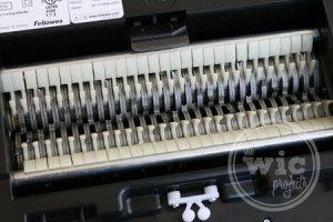 Fellowes 73Ci Paper Shredder Slot