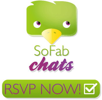 SoFabChats RSVP Button