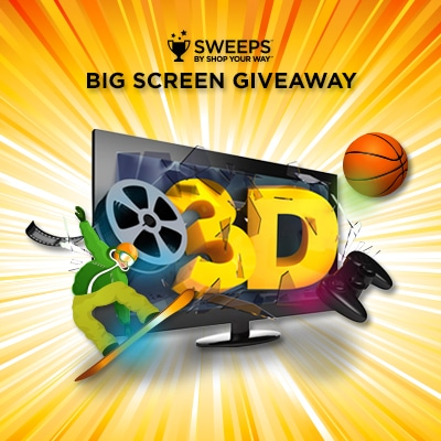 Shop Your Way HDTV Sweepstakes