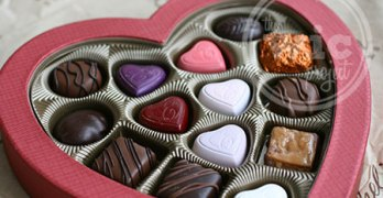Sweet Treats for Valentine's Day with Ethel M Chocolates #LoveEthelM
