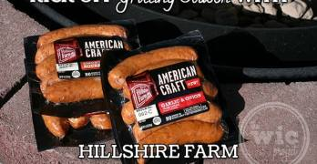 Kick Off Grilling Season with Hillshire Farm American Craft Sausage #StartYourGrill #shop