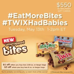 #EatMoreBites #TWIXHadBabies-Twitter-Party-5-13 #TwitterParty #shop