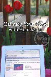 Maintain Your Home with HomeZada