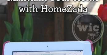Manage Your Home with HomeZada + $300 HomeZada Giveaway!