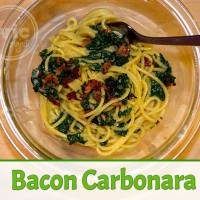 Delicious and Family-Friendly Bacon Carbonara Recipe