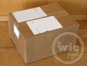 Mantry Cardboard Box