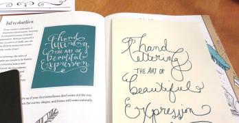 An Easy Way to Learn Hand Lettering – Creative Lettering and Beyond Art & Stationery Kit