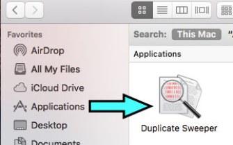 Duplicate Sweeper installer