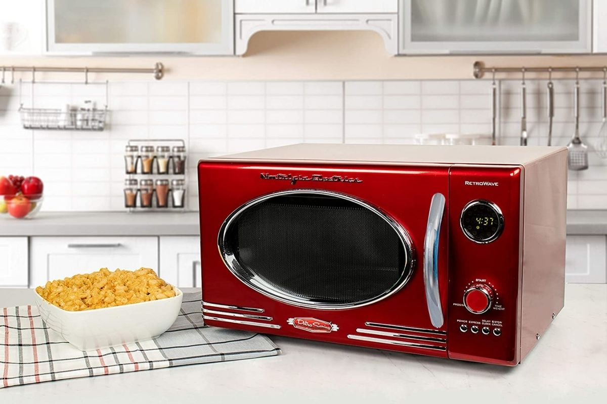 retro microwave 5 best of 2021 for