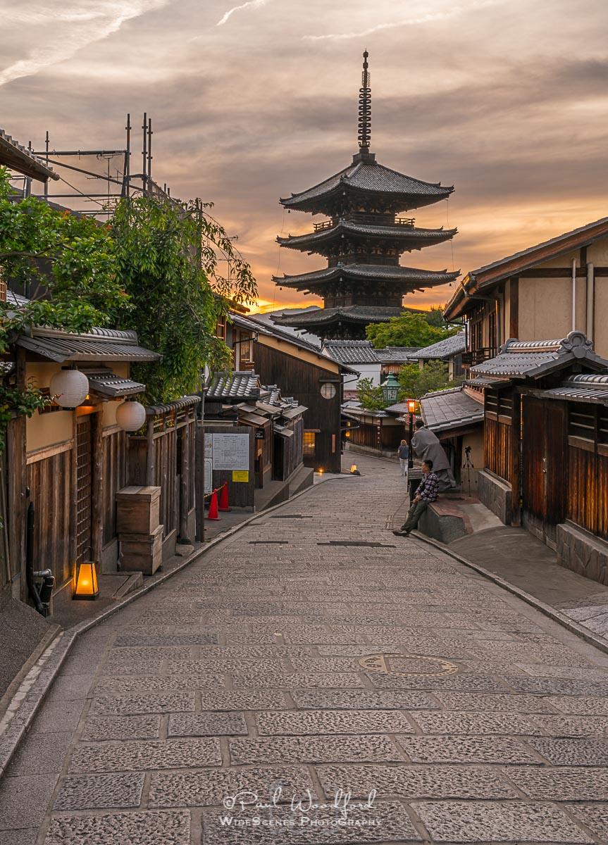 Yasaka Pagoda, Gion, Kyoto